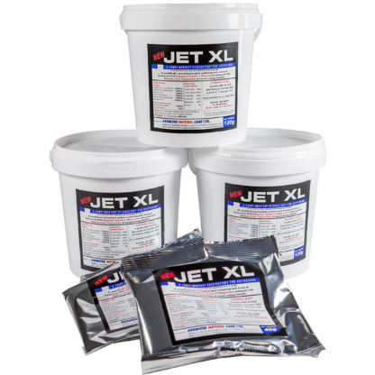 Jet XL - power production for greyhounds.